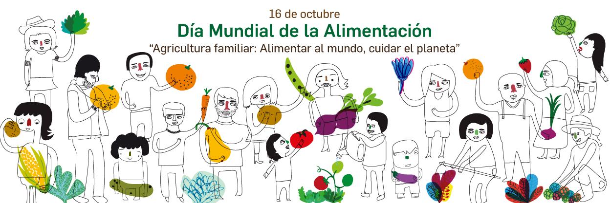 Manola Argento La Bamba Dia Mundial De La Alimentacion